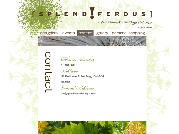 splendiferous website