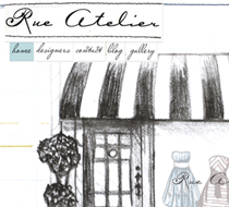 rue atelier website