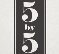 Five by Five Tonics Logo