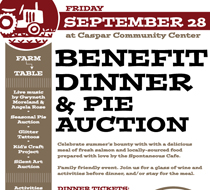 Farm to Table Dinner Poster