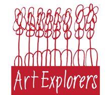 Art Explorers Logo
