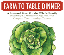 Farm to Table Poster