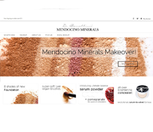 Mendocino Minerals Website