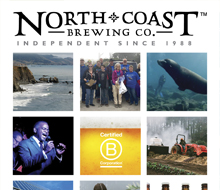 North Coast Brewing Company 2016 Annual Sustainability Report