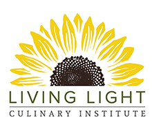 Living Light Culinary Institute Logo Design