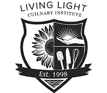 Living Light Culinary Institute Crest
